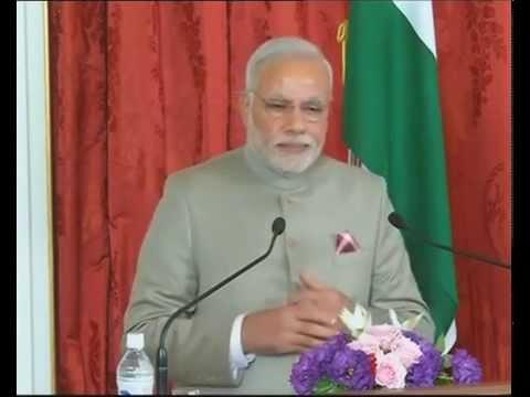 Joint Press Remarks by PM Modi and Japan PM Shinzo Abe