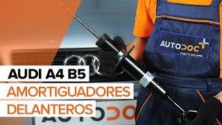 Las reparaciones básicas para Audi A4 B7 Berlina que todo conductor debería conocer