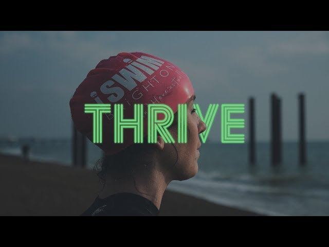 Thrive Cover Image