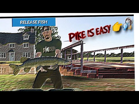 Carp Fishing Simulator [Episode 10] - Pike