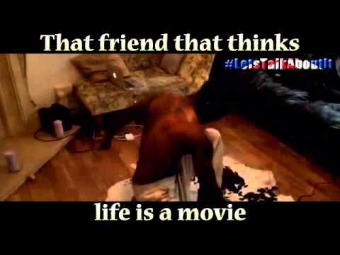hqdefault lets talk about it life is a movie (meme) youtube,Meme The Movie