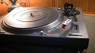 "Gemini PT-1000 Direct Drive ""DJ"" Turntable"