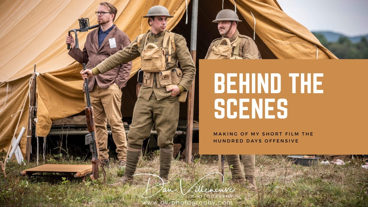Behind the Scenes - The Hundred Days Offensive