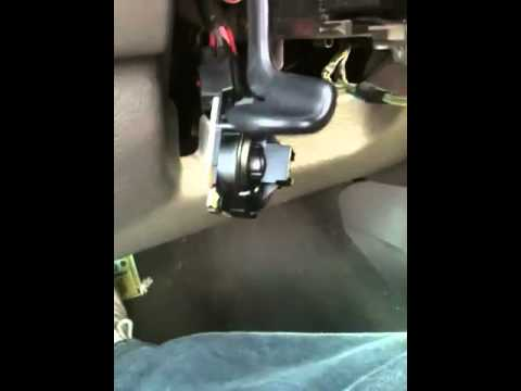 Start jeep without key