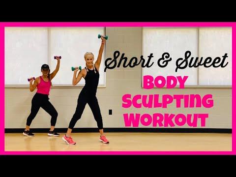 Short & Sweet Body Sculpting Workout