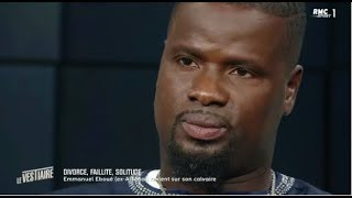 Le Vestiaire - Eboué : « Je vis sous antidépresseurs »