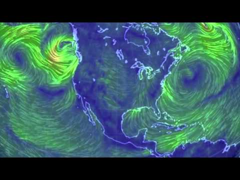 ALERT NEWS Today's World Earthquake and Weather Update and THE CHART, Faraday Article