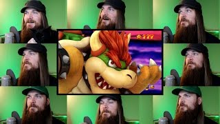 Repeat youtube video Super Mario 64 - Koopa's Road Acapella
