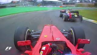 Alonso's Amazing Two-In-One Overtake | 2012 Brazil Grand Prix