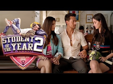 Student Of The Year 2 Hindi Movie (2019) Tiger Shroff, Ananya, Tara | Full - Hindi Movie Promotion