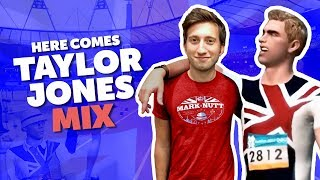 Rooster Teeth Remix - HERE COMES TAYLOR JONES MIX - ft. Gavin Free from Achievement Hunter