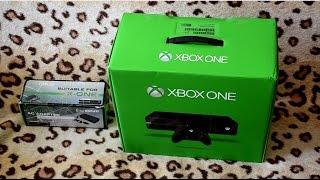 Обзор и распаковка Xbox One за 13500 рублей.