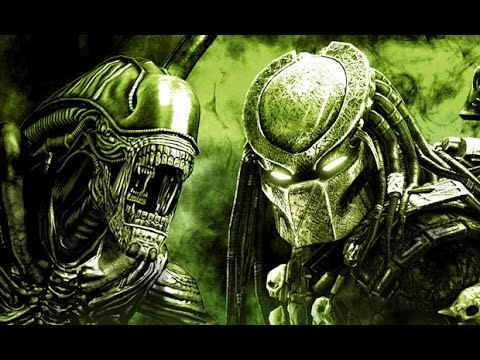 Aliens Vs Predator [игрофильм]