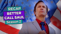 RECAP!!! - Better Call Saul: Season 2