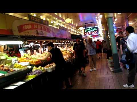 A Tour Through Pike Place Market
