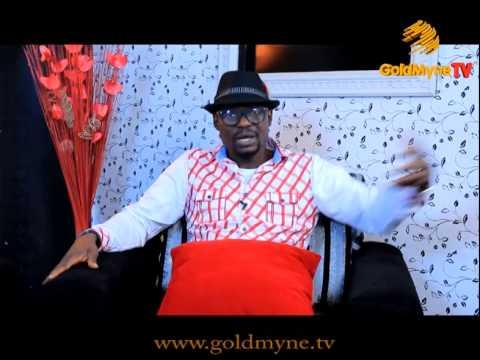 EXCLUSIVE INTERVIEW WITH COMIC ACTOR BABA IJESHA ON GOLDMYNETV