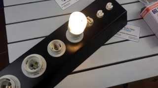 OSRAM DULUX MINI TWIST 12W/827 E27, обзор энергосберегающей лампы