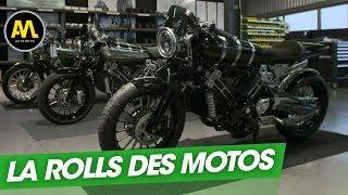 La Rolls des motos est française !