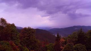 Almora, Uttarakhand Timelapse By Vishal Diwan