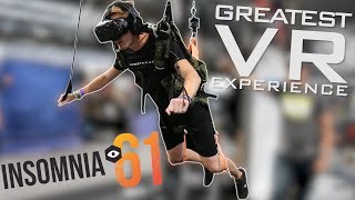 VR SKYDIVING - GREATEST VR EVER! Insomnia 61 highlights