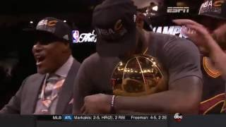 Skip Bayless Goes On LeBron James Twitter Rant After Cavs Defeat Warriors In Game 6 & Tie NBA Finals