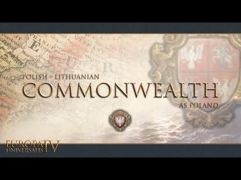 EU4 - Commonwealth Timelapse (as Poland)