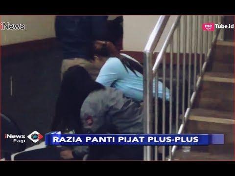 Razia Panti Pijat Plus-plus di Surabaya, 48 Terapis Diringkus Polisi - iNews Pagi 20/01