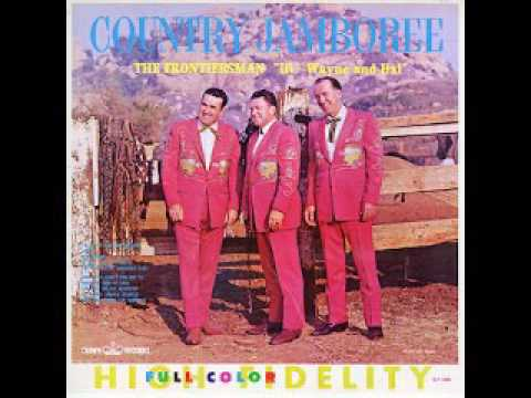 The Frontiersmen ‎– Country Jamboree (FULL album) Vinyl 1962 MONO version