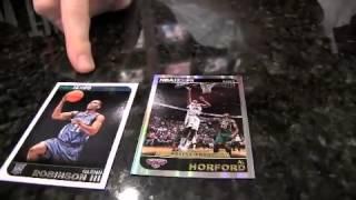Box Busters 2014 15 NBA Hoops basketball