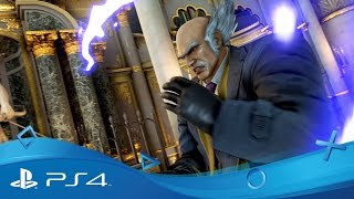Tekken 7 | Rage and Sorrow - Release Date Trailer | PS4