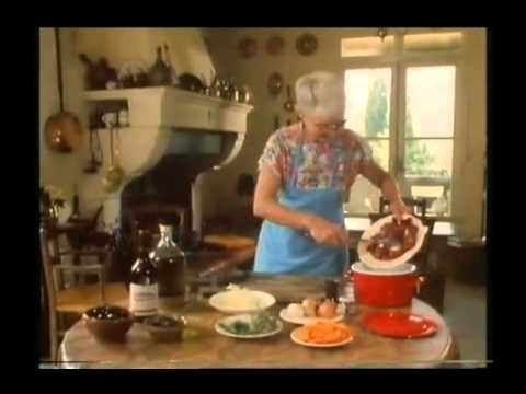 Mireille Johnston, A Cook