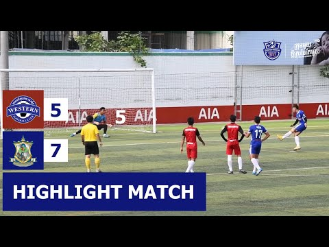 HIGHLIGHT: WESTERN 5-7 BOEUNGKET [WARM-UP MATCH]