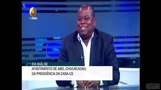 Abel Chivukuvuku afastado da presidência da coligação