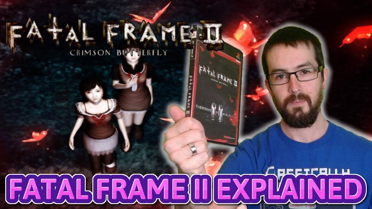 Exploring Fatal Frame II Crimson Butterfly + Story Explained - YouTube