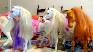 Влог My Little Pony игрушки.Мисс Eвелина вся коллекция лошадок.Видео для детей