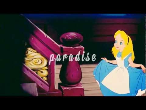 paradise.   alice + peter