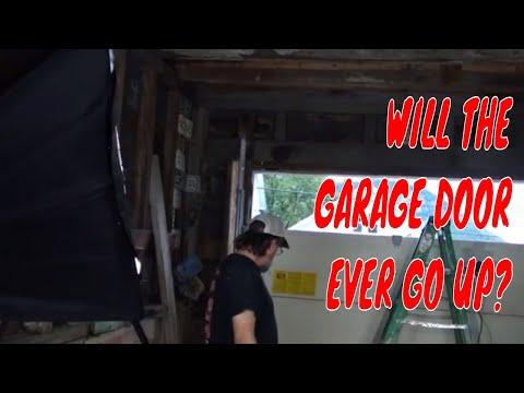 WILL THE DOOR EVER GO UP