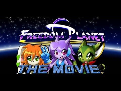 Freedom Planet - The Movie (Lilac, Carol, & Milla Scenes + Gameplay)