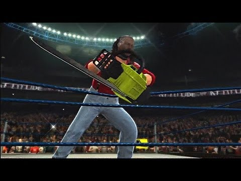 WWE '13: DLC #3 - Chainsaw Chairlie Vs Antonio Cesaro