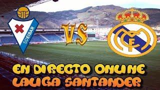 Eibar vs Real Madrid 1-2 PARTIDO COMPLETO LaLiga | COMENTADO Y ESTADISTICAS