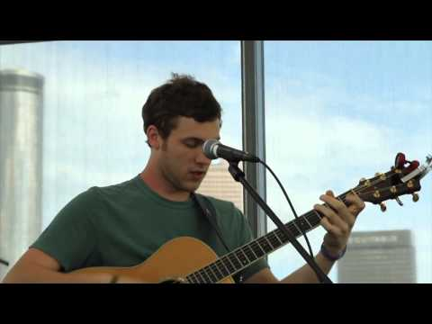 Phillip Phillips  Home acoustic for 680 The Fan