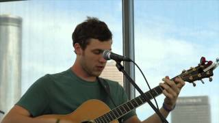 "Phillip Phillips - ""Home"" acoustic for 680 The Fan"