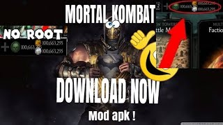 Mortal kombat x latest version 1 21 0 mega mod