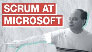 Scrum at Microsoft: See the TFS Agile Team do a Scrum (aka Stand Up) - Short