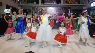 Munting Bagting - Paskong Pinoy Ballet Performance of Ballet Dance Academy at District Mall Dasma