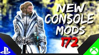 Skyrim Special Edition: ▶️5 BRAND NEW CONSOLE MODS◀️ #172 (PS4/XB1/PC)