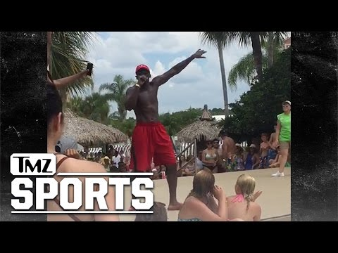 NBA's Victor Oladipo- I Believe I Can SANG...Wins Talent Show Singing R. Kelly   TMZ Sports