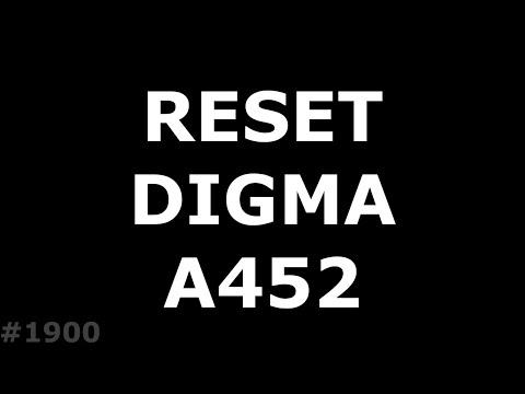 Hard Reset Digma A452