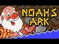 Konami's Weird European NES Game, Noah's Ark - Region Locked Feat. Greg (Gameplay & Analysis)
