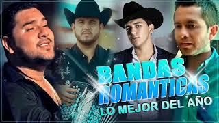 BANDAS 2019: LAS MAS SONADAS CON BANDA ROMANTICAS - BANDA MS, LA ADICTIVA, LOS RECODITOS, EL RECODO